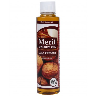 Merit walnut oil ( 250 ML Pack )