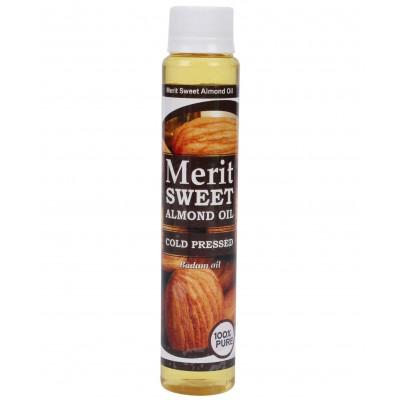 Merit Sweet almond oil ( 100 ML Pack )
